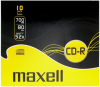 maxell CD-R 80 Minuten, 700 MB, 52x, Slim Case