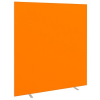 PAPERFLOW Stellwand easyScreen orange 160,0 x 173,2 cm