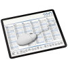 hama Mousepad Foto-Mousepad transparent