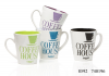 Ritzenhoff & Breker 4er-Set Kaffeebecher Coffee House