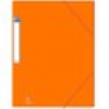 OXFORD Eckspanner EUROFOLIO Prestige DIN A4 orange