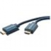 clicktronic HDMI A Kabel High Speed 1,0 m