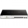 D-Link DGS-1210-10MP Switch 10-fach